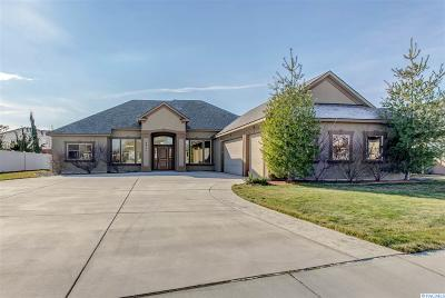 West Richland Single Family Home For Sale: 6455 Polaris St