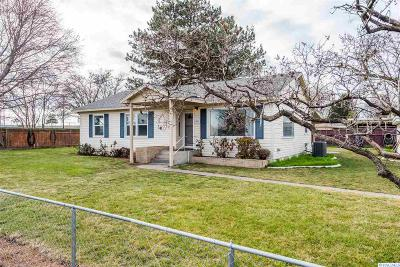 Benton County Single Family Home For Sale: 1603 N Lincoln St.