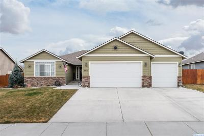 Benton County Single Family Home For Sale: 8513 W 9th Ave