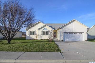 Kennewick Single Family Home For Sale: 2014 W 21st Place