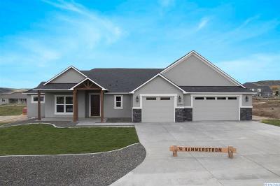 Kennewick Single Family Home For Sale: 84905 Wallowa