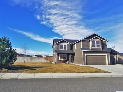 West Richland Single Family Home For Sale: 3551 Kristin Dr.