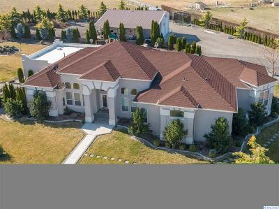 Richland Single Family Home For Sale: 73103 Arena Road