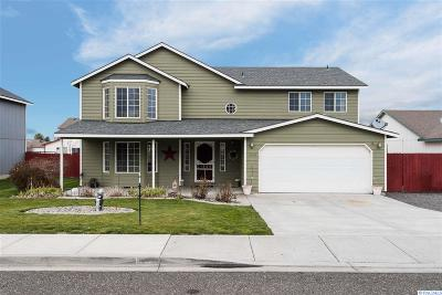 Kennewick Single Family Home For Sale: 2010 W 30th Pl