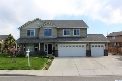West Richland Single Family Home For Sale: 5601 Oasis St
