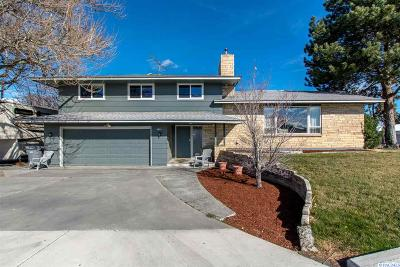 Kennewick Single Family Home For Sale: 4504 W 4th Ave