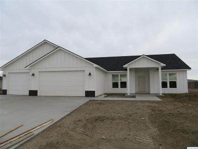 Pasco Single Family Home For Sale: 12314 Blackfoot Dr. #75