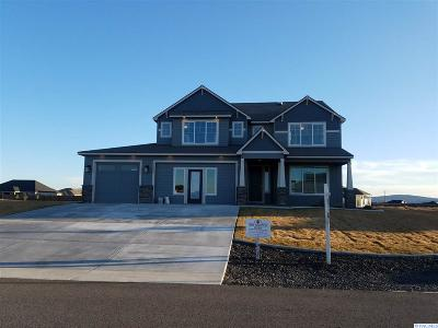 Pasco Single Family Home Active U/C W/ Bump: 11504 Woodsman Drive