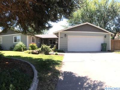 Kennewick Single Family Home For Sale: 5905 W 21st Pl