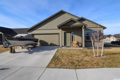 Kennewick Single Family Home For Sale: 9310 W 8th Place