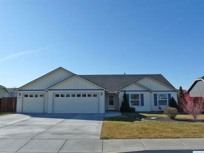 West Richland Single Family Home For Sale: 5661 Leilani Dr
