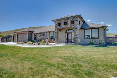 Kennewick Single Family Home For Sale: 7104 Coulee Vista Dr.