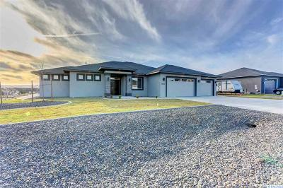 Kennewick Single Family Home For Sale: Lot 1 Wallowa Rd