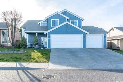 Kennewick Single Family Home For Sale: 3418 S Buntin