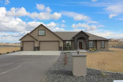 Kennewick Single Family Home For Sale: 13605 S Maso Prse