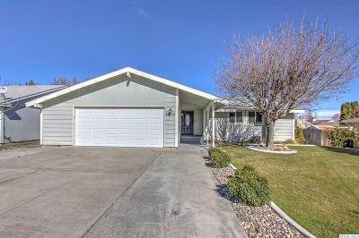 Kennewick Single Family Home For Sale: 6914 W 3rd Ave