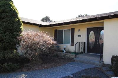Kennewick Single Family Home For Sale: 4304 S Elm Street