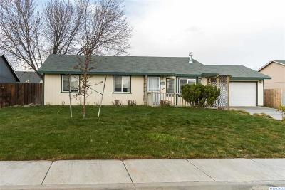 West Richland Single Family Home For Sale: 4764 Poppy St.