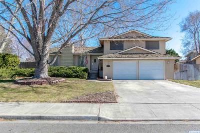 Kennewick Single Family Home For Sale: 408 N Georgia St