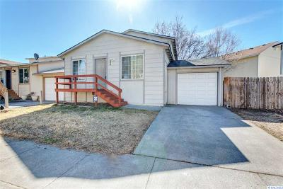 Kennewick Single Family Home For Sale: 508 E 8th Pl