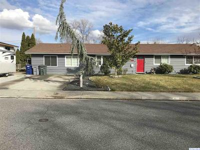 Richland WA Single Family Home For Sale: $300,000