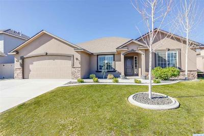 Horn Rapids Single Family Home For Sale: 2391 Copperleaf St
