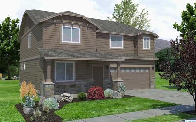 Pasco Single Family Home For Sale: 4120 Nitinat Ln