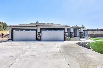 Richland Single Family Home Active U/C W/ Bump: 2788 Sunshine Ridge Rd