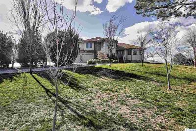 Richland Single Family Home Active U/C W/ Bump: 1123 Country Ridge Dr