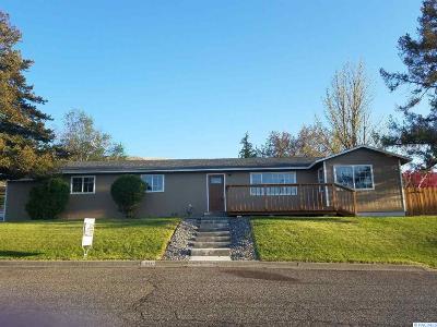 Prosser Single Family Home For Sale: 911 Roza Vista Drive