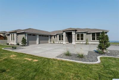 Richland Single Family Home For Sale: 1407 Meadow Hills Dr