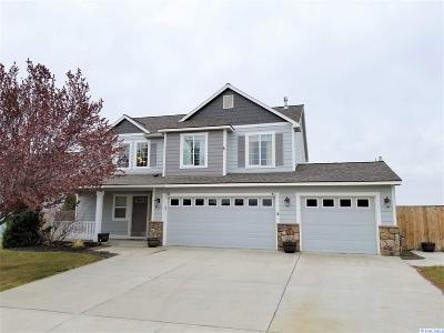 Franklin County Single Family Home For Sale: 9811 Norfolk Dr