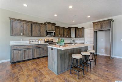 Richland Single Family Home For Sale: 2458 Brodie Lane