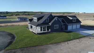 Pasco Single Family Home For Sale: 401 Giesler Rd