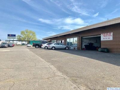 Pasco Commercial For Sale: 1520 W Lewis