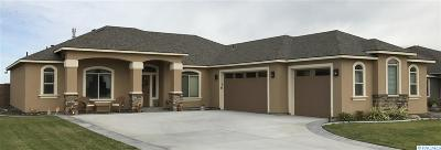 West Richland Single Family Home For Sale: 6550 Cobalt Drive