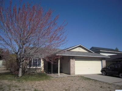 West Richland Single Family Home For Sale: 5110 Blue Heron Blvd.