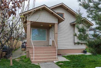 Franklin County Single Family Home For Sale: 406 W Sylvester St