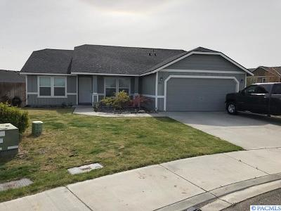 Franklin County Single Family Home For Sale: 611 Fiesta Ct
