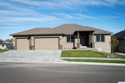 Kennewick Single Family Home For Sale: 4407 S Anderson Place