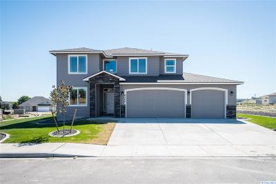 Kennewick Single Family Home For Sale: 4305 S Dennis Court