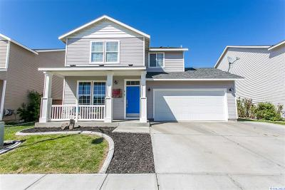 Franklin County Single Family Home For Sale: 6107 Comiskey Dr