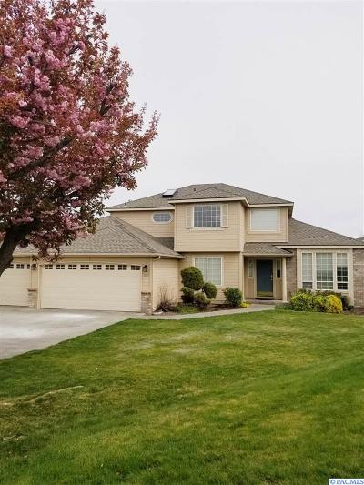 Kennewick Single Family Home For Sale: 3407 S Conway Dr