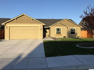Franklin County Single Family Home For Sale: 5707 Middle Fork