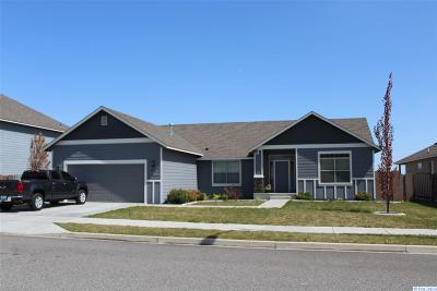Kennewick Single Family Home For Sale: 2907 S Dawes