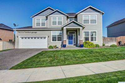 Kennewick Single Family Home For Sale: 2009 S Reed St