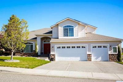 Richland Single Family Home For Sale: 2848 Troon Court
