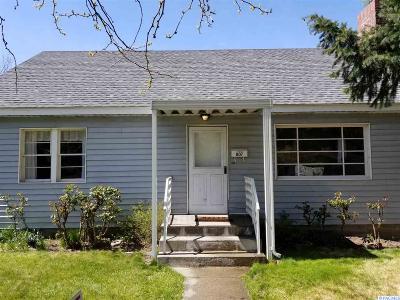 Prosser Single Family Home For Sale: 807 Court