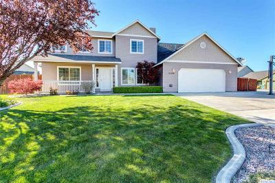 Kennewick Single Family Home For Sale: 1606 W 33rd Ave