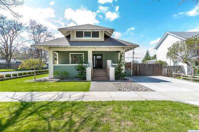 Prosser Single Family Home For Sale: 843 Market St